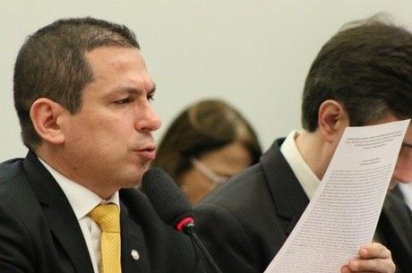 O presidente da comissão, Marcelo Ramos