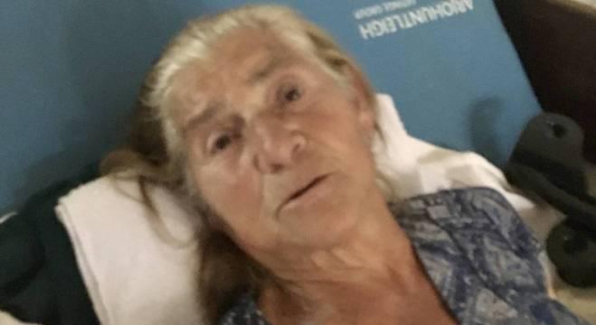 Maria Aparecida Firmo, avó da primeira dama Michelle Bolsonaro
