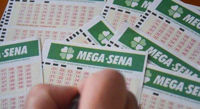 Prêmio da Mega-Sena deste sábado (9) é de R$ 5,5 milhões