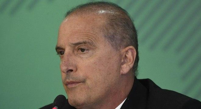 Lorenzoni assinou decisão publicada no DOU desta quinta-feira (04)
