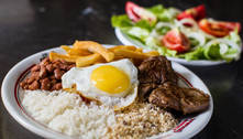 Preço dos alimentos sobe três vezes mais do que inflação em um ano