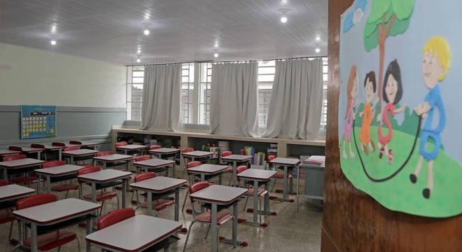 Retomada das aulas presencias deve acontecer próximo ao mês de setembro