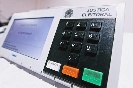 Urna eletrônica agiliza o resultado das eleições