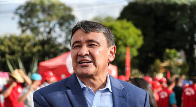 """O governador Wellington Dias: """"Bateu o cansaço de um mandato do PSDB que dura 24 anos"""""""