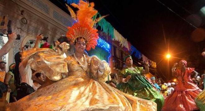 Folia oficial começa na noite de quinta, em Olinda, e na de sexta, no Recife