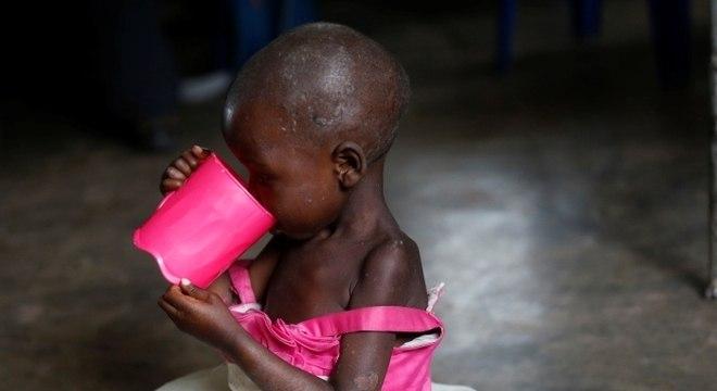Fome aumentou em todo o mundo pelo terceiro ano consecutivo
