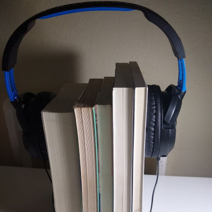 Não aperta livros e nem sua cabeça