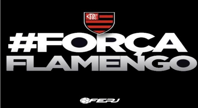 Federaçaõ não vai fazer nenhum jogo no Estado do Rio de Janeiro
