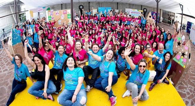 Força Meninas: grupo destaca ações de meninas e inspira jovens talentos