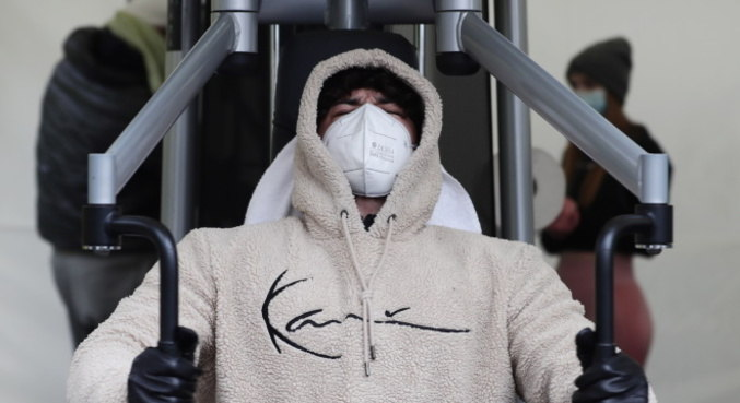 Atividades físicas podem evitar que pacientes com covid fiquem mais graves