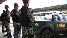 Força Nacional de Segurança reforça fronteira no Acre