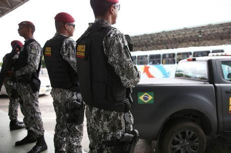 Força Nacional vai atuar em fronteiras até ano que vem