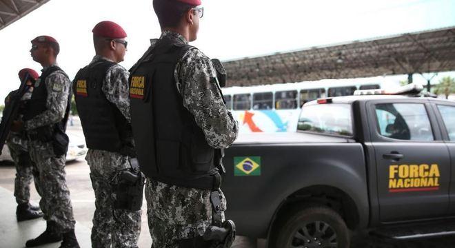 Prorrogada presença da Força Nacional na Penitenciária de Brasília