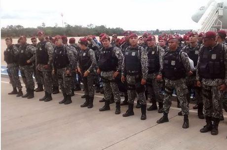 Ação na Amazônia foi autorizada em outubro de 2018