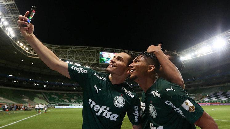 Força no Allianz Parque - Abel e sua comissão técnica deram continuidade ao trabalho começado por Andrey Lopes da recuperação da imponência alviverde em sua própria casa, o Allianz Parque, e atingiram a maior sequência de vitórias da história do novo estádio: nove triunfos consecutivos. Os jogos foram: 5 a 0 Tigre (Andrey), 3 a 0 Atlético-MG (Andrey), 1 a 0 Red Bull Bragantino (Abel), 3 a 0 Ceará (Abel), 2 x 0 Fluminense (Abel), 3 a 0 Athletico-PR (Abel), 5 a 0 Delfín-EQU (Abel), 3 a 0 Bahia (Victor Castanheira – auxiliar), 3 a 0 Libertad-PAR (Abel).