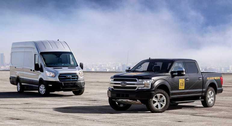 Na linha de veículos comerciais a montadora já havia afirmado que a partir de 2024 os modelos seriam plug-in e puramente elétricos.