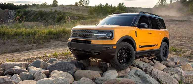 Ford Bronco Sport revelado agora à noite dos Estados Unidos: vinda quase certa ao Brasil