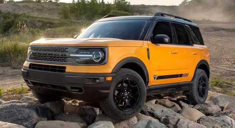 SUV terá tração nas quatro rodas com bloqueio do diferencial traseiro