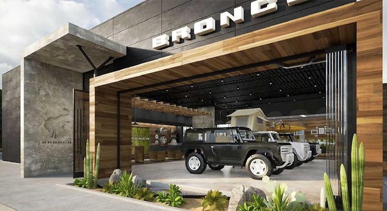 Bronco será fabricado no México