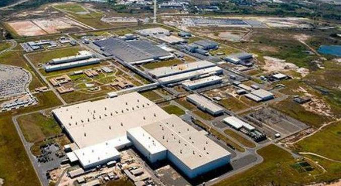 Fábrica de Camaçari (BA) é responsável pela fabricação dos modelos Ecosport e Ka