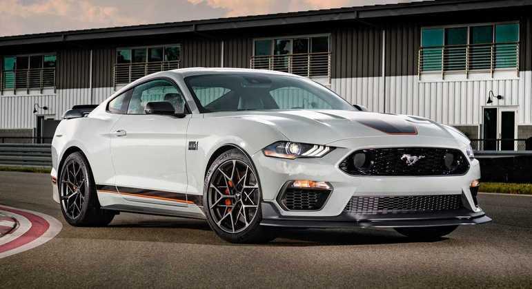 Esportivo terá motorização V8 5.0 de 486 cv de potência