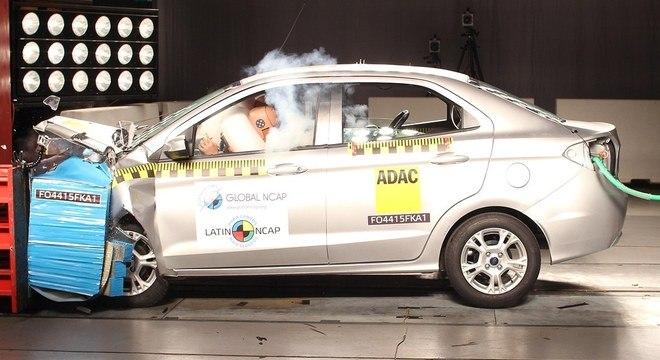 Ford prometeu fazer melhorias no carro