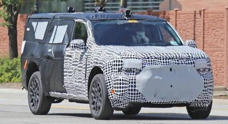 Ford Maverick será uma pick-up destinada ao uso de lazer como a Fiat Toro