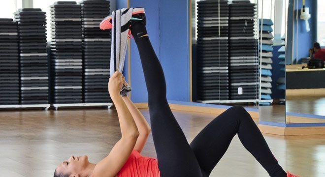 Forma correta de alongar o músculo