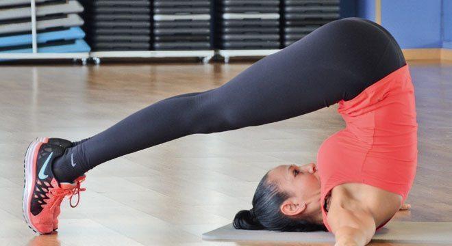 Forma errada de alongar o músculo