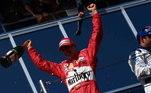 2º - O alemão Michael Schumacher, com 91 vitórias