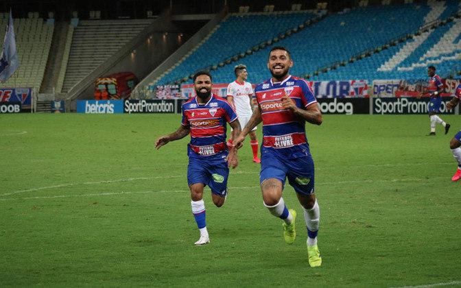 Fortaleza, 4 SGs cedidos, 12 gols marcados, 12 partidas disputadas- Três partidas em branco do time foram nas três rodadas. Antes disso, teve SG cedido somente no clássico contra o Ceará.
