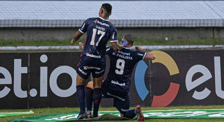 Wellington Paulista marca e Fortaleza vence o CRB nas oitavas da Copa do Brasil