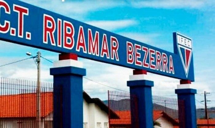 Fortaleza - CT Ribamar Bezerra: Inaugurado em 2007, na cidade de Maracanaú faz homenagem ao presidente do clube idealizador do projeto