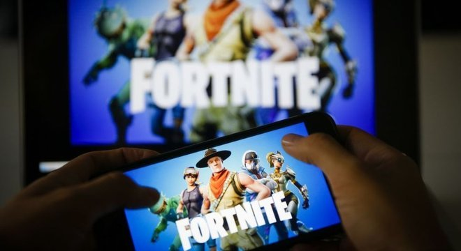 Fortnite é um dos games mais baixados atualmente