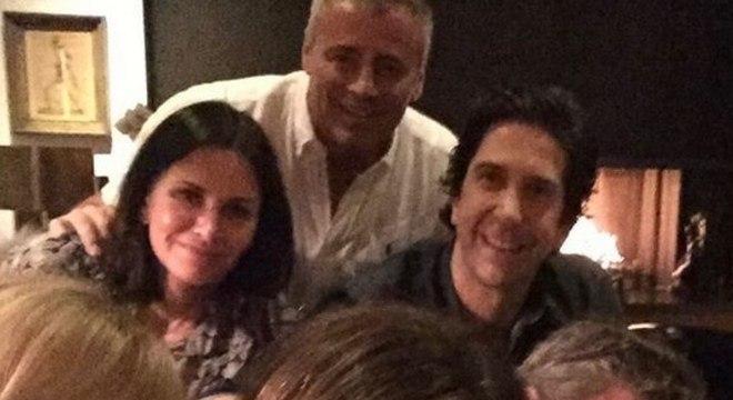 Foto da Reunião de Friends