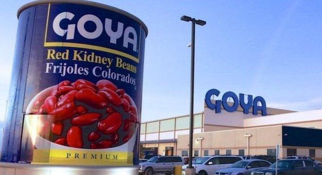 A Goya Foods se tornou se tornou o maior império de comida latina dos EUA