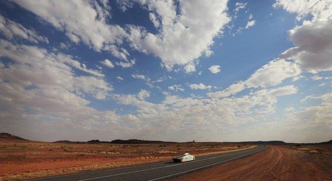 Alice Springs é uma das maiores cidades do Território Norte da Austrália