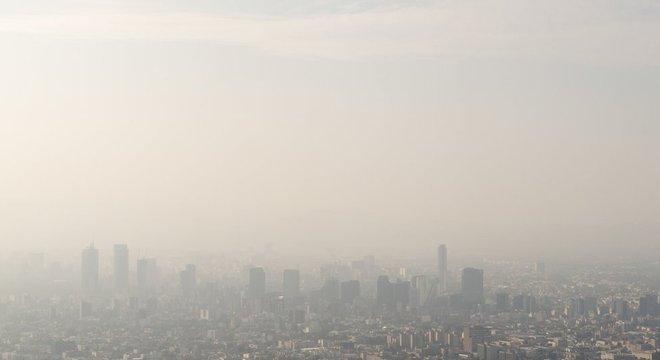 No Brasil, a contaminação por NO² atinge diversos centros urbanos
