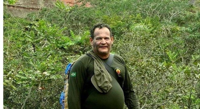 Funai Rieli Franciscato foi morto por uma flechada em 9 de setembro