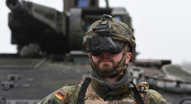 A Alemanha quer aumentar seu Exército em 21 mil efetivos até 2025