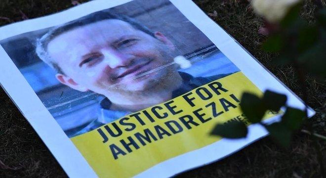 A Anistia Internacional pediu ao Irã que suspenda a execução de Ahmedraza.