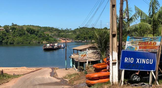 Margem Rio Xingu
