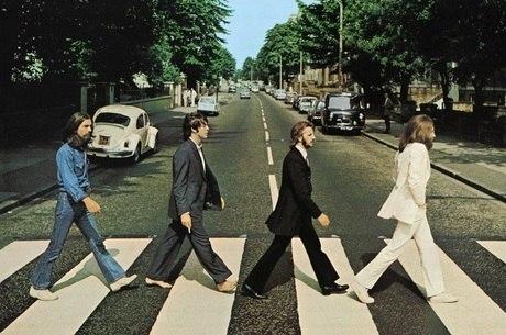 Abbey Road foi repintada durante quarentena inglesa