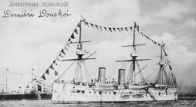 c816344c13 O  tesouro russo  que teria sido encontrado no mar e virou caso de ...