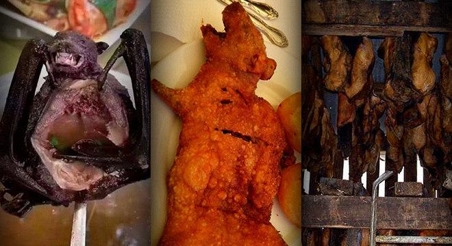 O conceito de qual animal deve ser consumido é determinado por cada povo