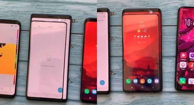 O Galaxy S10 comparado com o S9 e Note 9, também da Samsung