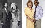 A família de Marie a abandonou depois que ela se casou com Jake em 1948. Eles continuam felizes e casados há mais de 70 anos. Nunca subestime o poder do amor