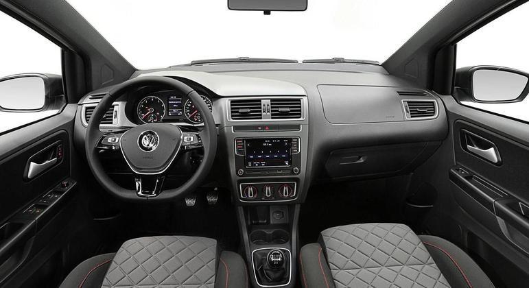 Carro tem sistema de som Composition Touch