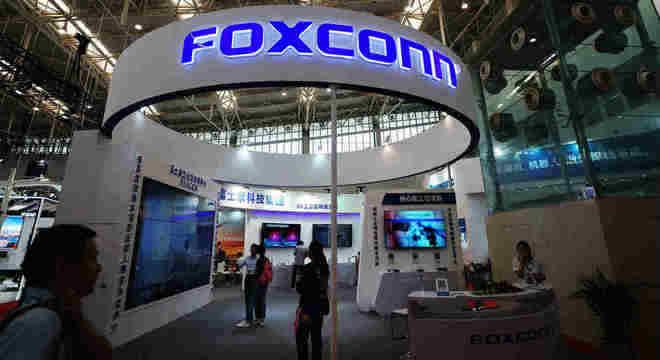 Foxconn é a maior fabricante terceirizada de produtos eletrônicos do mundo