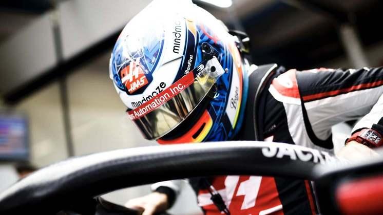 Fraco desempenho da Haas em Mugello colocou Grosjean na última posição do TL2